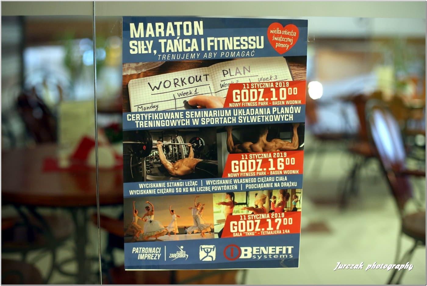 Maraton Siły Tańca i Fitnessu – fotorelacja