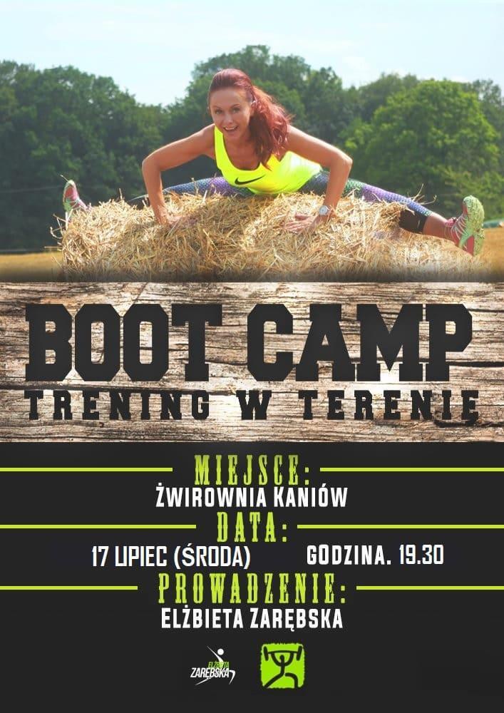 BOOT CAMP – trening w terenie
