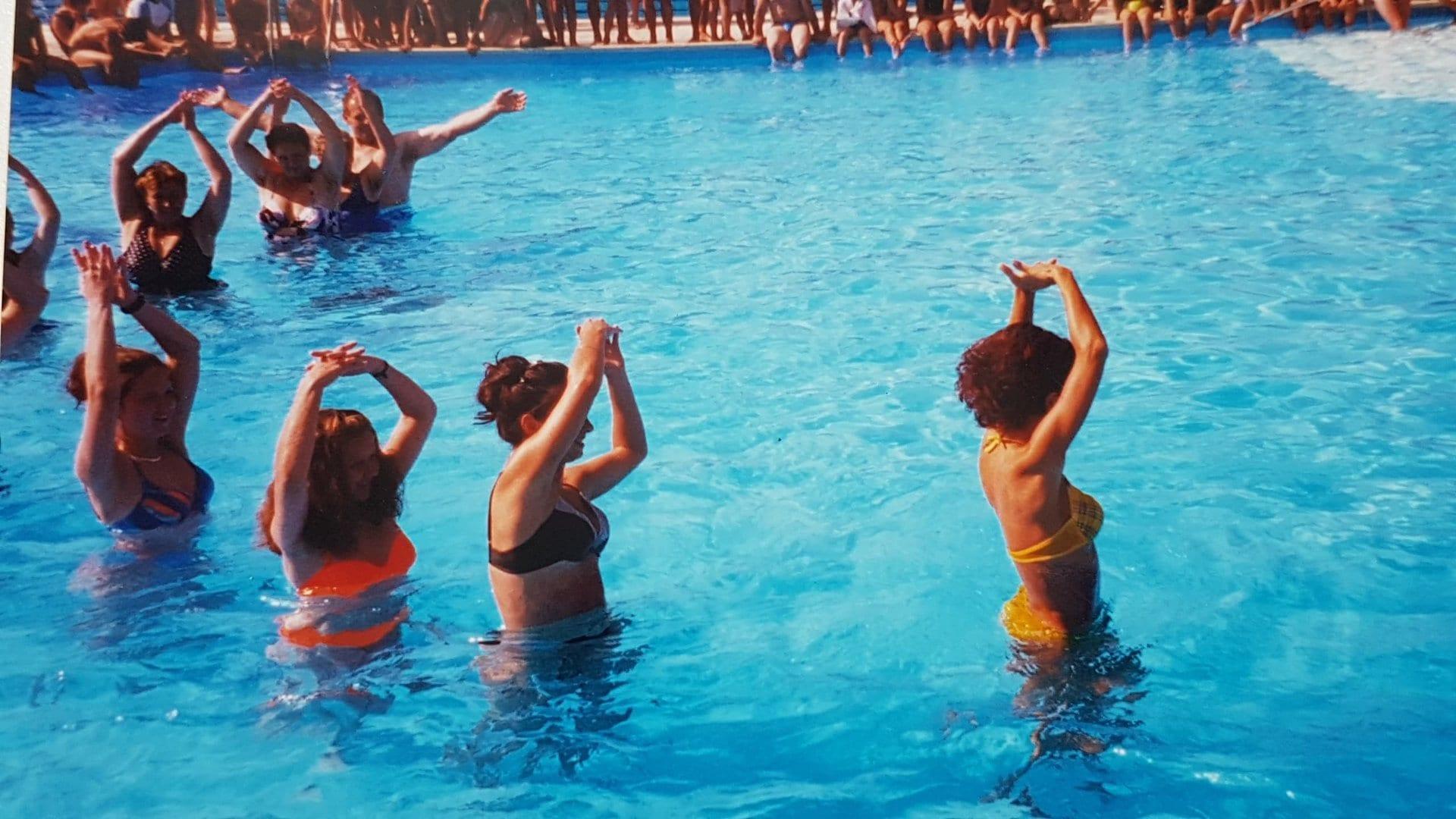 20 lat kąpieliska MOSiR w Czechowicach Dziedzicach